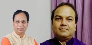 Saroj Tiwar, Sanjay Jaisawal, Bihar Congress, Bihar BJP, Congress spokesperson, Bihar BJP president, Nirmala sitaraman, Finance ministry
