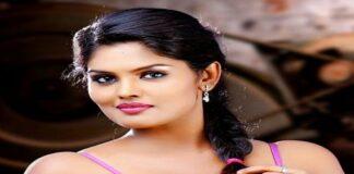 Malyalam actress Revathi Sampath